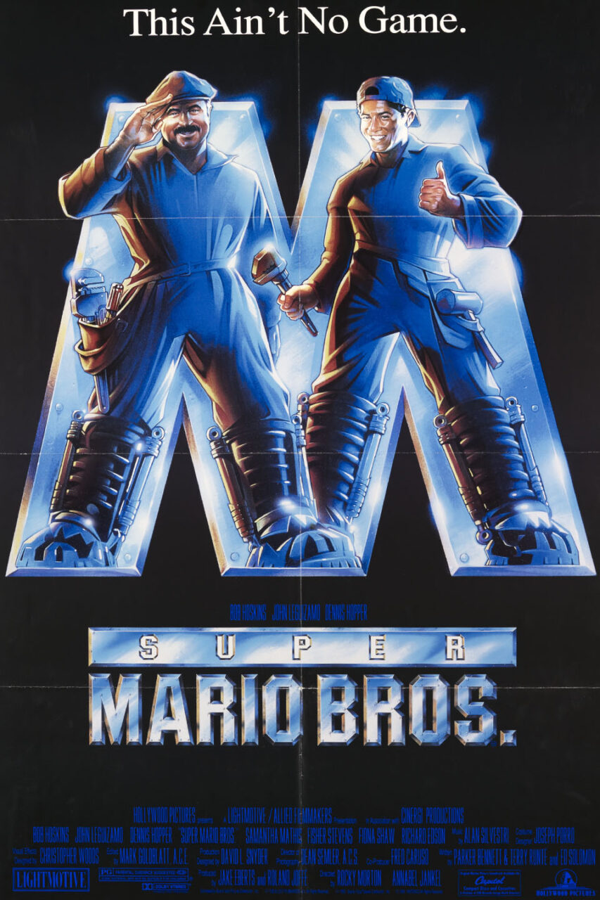 Super Mario Bros 1993 scaled - SUPER MARIO BROS.: Extended Cut Now Streaming Online
