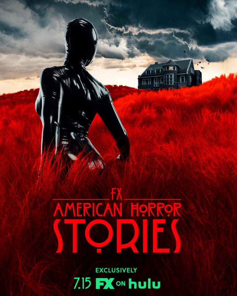 american horror stories poster 1 - Suit Up in a Sneak Peek at AMERICAN HORROR STORIES Now Streaming on Hulu