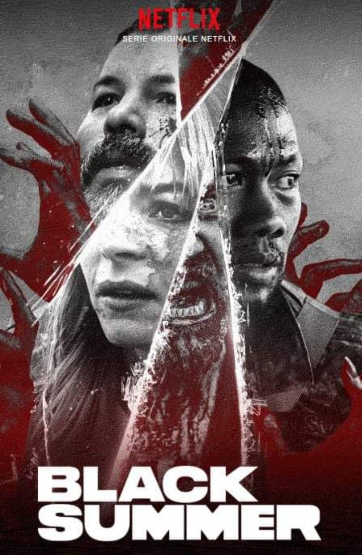 """bs - """"Dissecting Horror"""" Continues June 22nd with the Creatives of Netflix's BLACK SUMMER"""