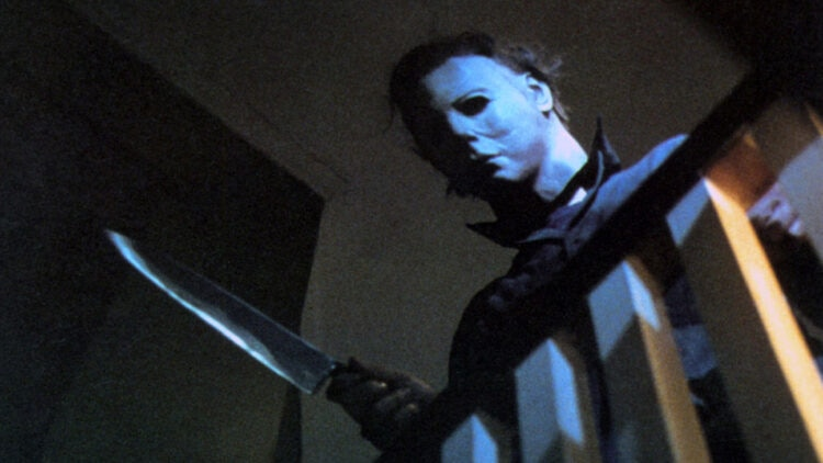 halloween 1978 still 750x422 - Horror Workouts: It's All About Heavy Weights With Michael Myers [Video]