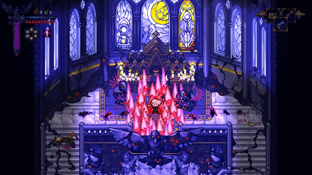 hunt the night scaled - Bloodborne Meets Zelda In Retro Action RPG Hunt The Night