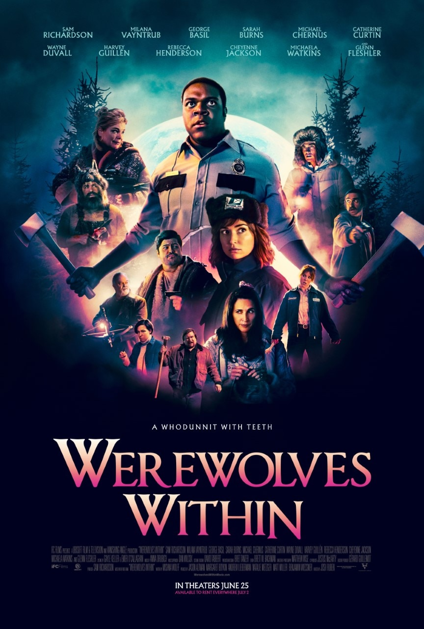 thumbnail WER KEY Payoff 1Sht 27x40 056 F1 - Tribeca 2021: WEREWOLVES WITHIN Review - One Howl of a Movie