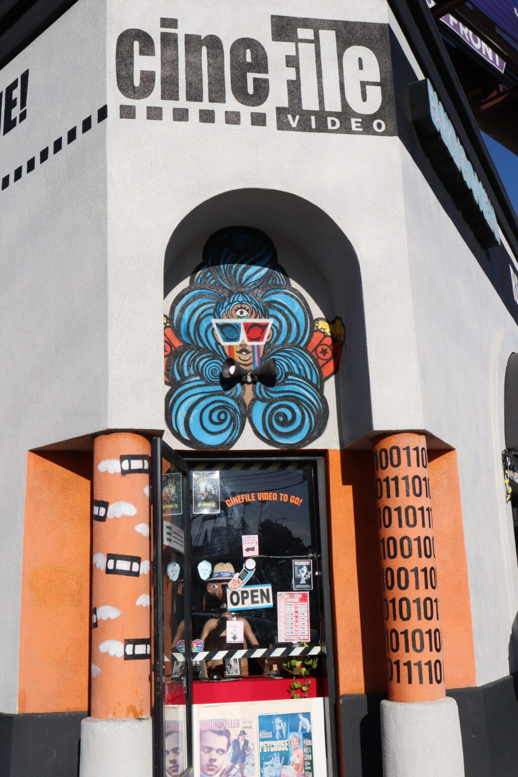 CineFile Video storefront 1024x1536 - The 5 Best Mom-and-Pop Video Stores in Los Angeles