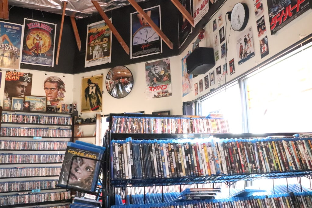 Cinefile Video store 1024x683 - The 5 Best Mom-and-Pop Video Stores in Los Angeles