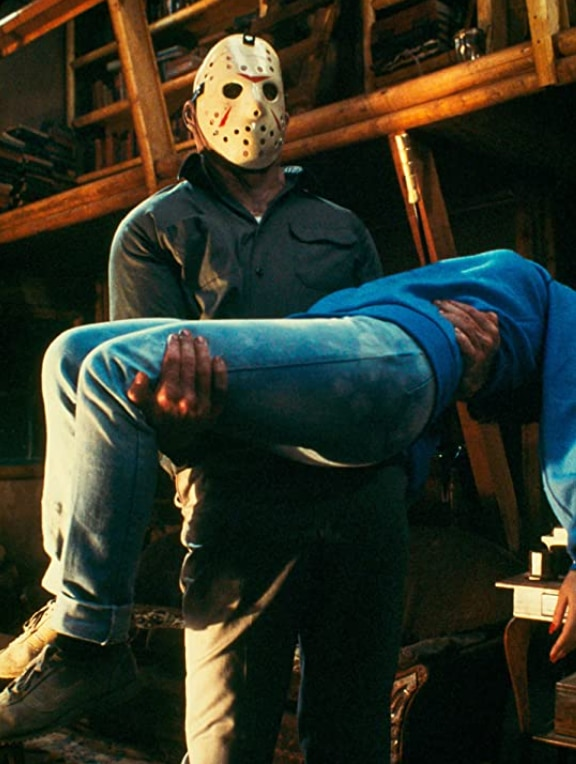 FRIDAY 4 - Is Jason Voorhees a Deadite? FRIDAY THE 13th Revisited