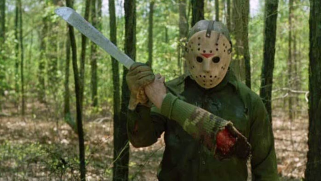 FRIDAY 7 1024x577 - Is Jason Voorhees a Deadite? FRIDAY THE 13th Revisited