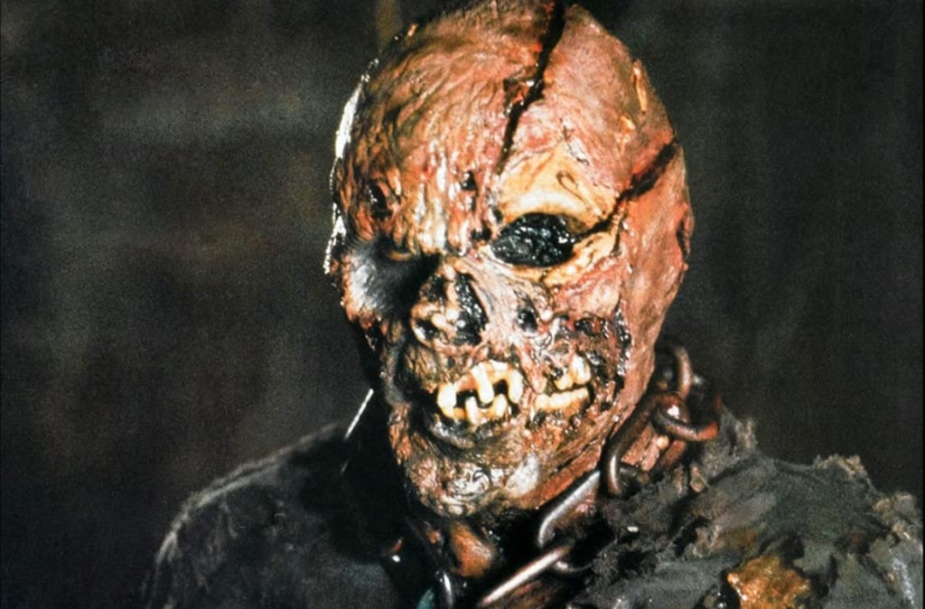 FRIDAY 8 1024x674 - Is Jason Voorhees a Deadite? FRIDAY THE 13th Revisited