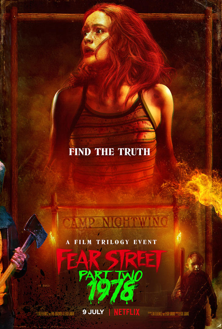 Fear Street Part 2 1978 - Sadie Sink Takes a Beating in New Clip from FEAR STREET PART 2: 1978