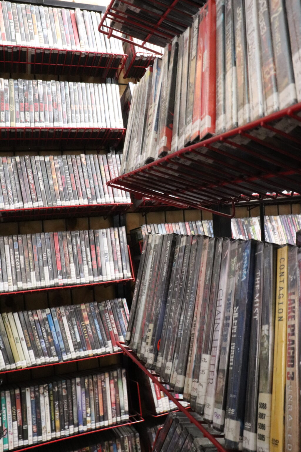 Go Video horror section everything pictured 1024x1536 - The 5 Best Mom-and-Pop Video Stores in Los Angeles
