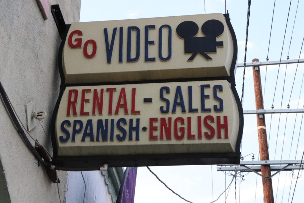 Go Video storefront 1024x683 - The 5 Best Mom-and-Pop Video Stores in Los Angeles