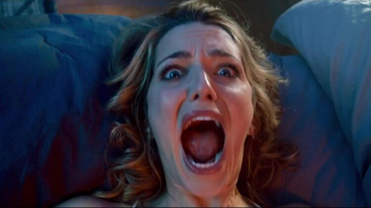 Happy Death Day still scream 750x422 - HAPPY DEATH DAY Director Brings WE HAVE A GHOST To Netflix