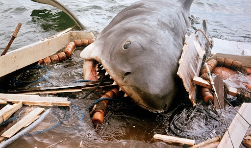 Jaws banner - JAWS-Themed Musical BRUCE Will Take a Bite Out of Seattle in 2022