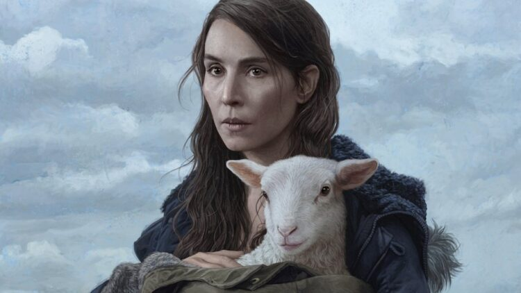 Lamb banner 1 750x422 - Noomi Rapace Has a Little LAMB in Full Trailer for Bizarre New Horror Movie from A24