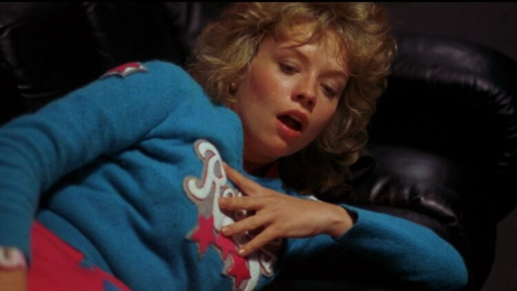 Night of the Comet Banner 750x422 - Kelli Maroney Laments the Loss of Her NIGHT OF THE COMET Cheerleader Outfit