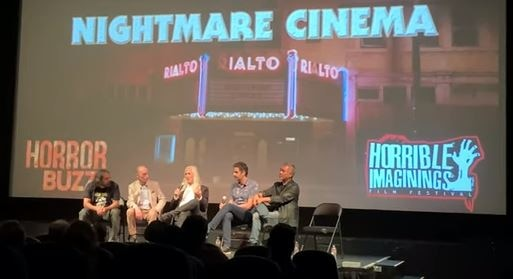 """Nightmare Cinema 1 - """"Fear In Ink"""" Book Review: MASTER OF HORROR: THE AUTHORIZED BIOGRAPHY OF MICK GARRIS"""