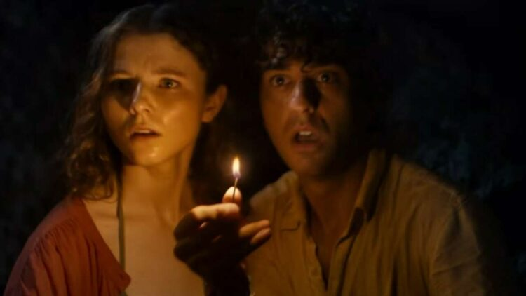 Old banner 1 750x422 - Exclusive Video Interview: M. Night Shyamalan Talks Dialing-In Maximum Terror in OLD