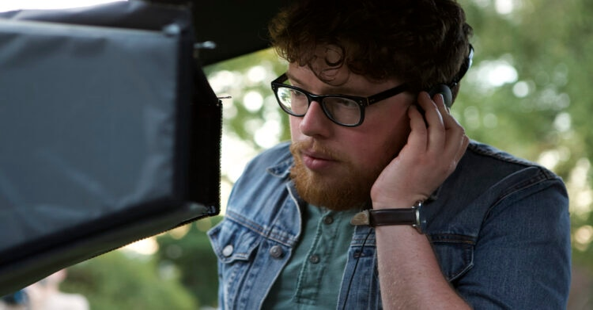 PIG Michael Sarnoski BTS courtesyNEON 50 750x422 - Interview: Michael Sarnoski on Nicolas Cage & Truffle Pigs in Directorial Debut PIG