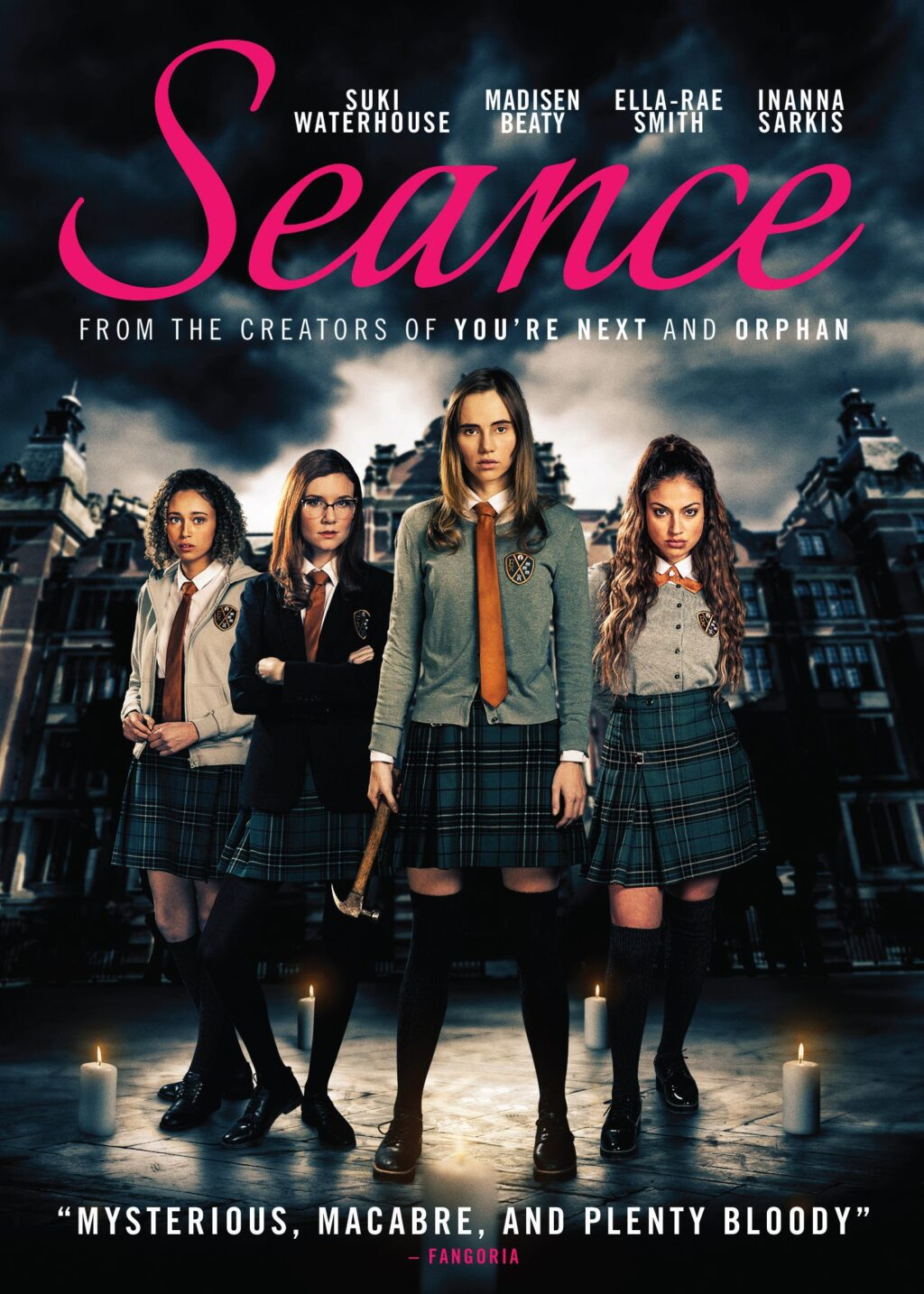 SEANCE 2 1024x1434 - SÉANCE Is Releasing on Blu-ray and DVD From RLJE Films!