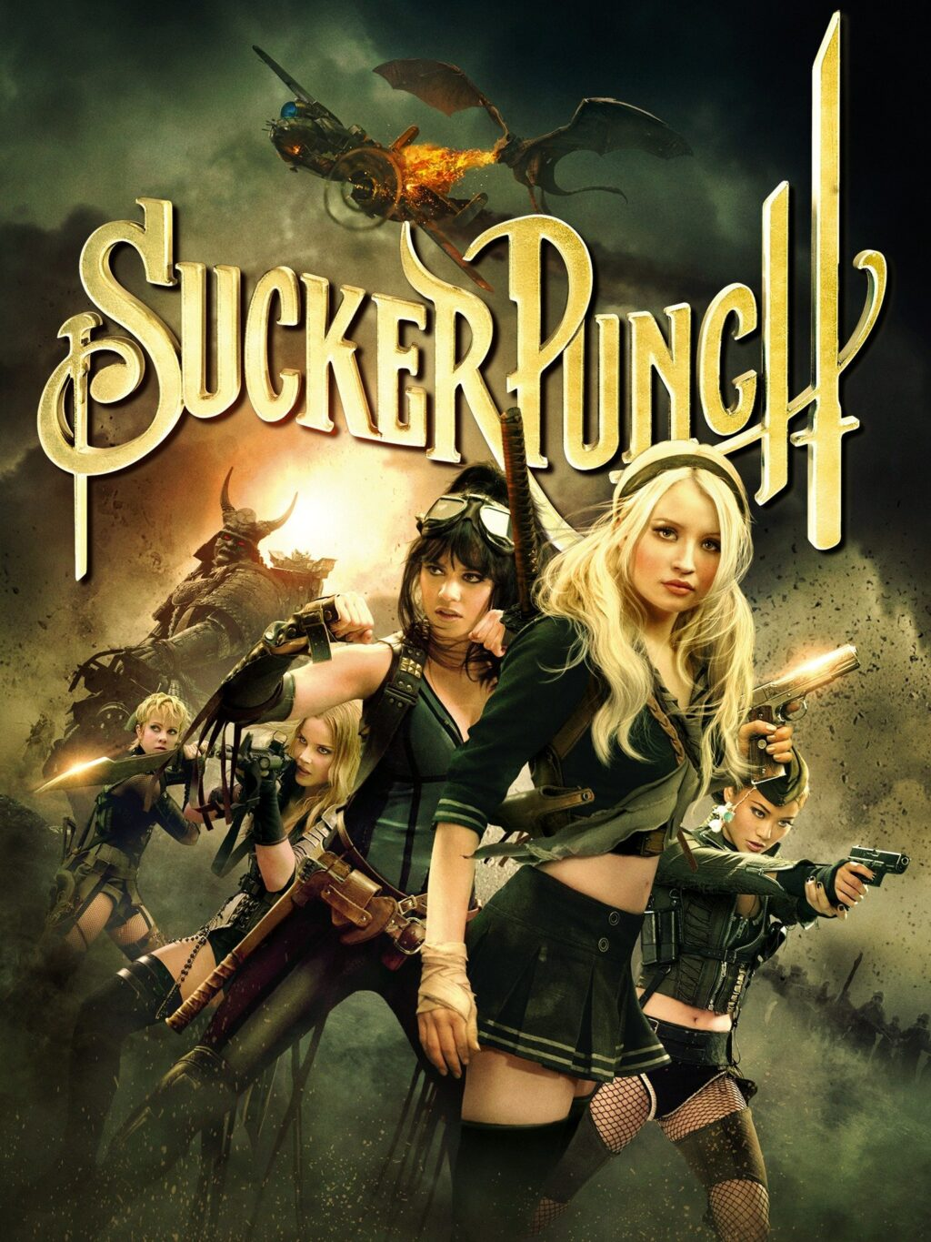 """Sucker Punch 1024x1365 - """"We Shot the Hell out of That Movie"""" Jamie Chung Talks SUCKER PUNCH"""