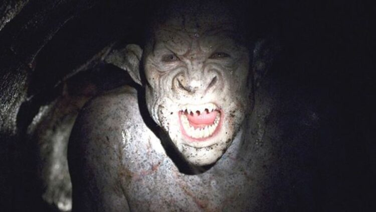 The Descent Banner 750x422 - Neil Marshall's New Nightmare THE LAIR Features Alien/Human Hybrid Bio-Weapons