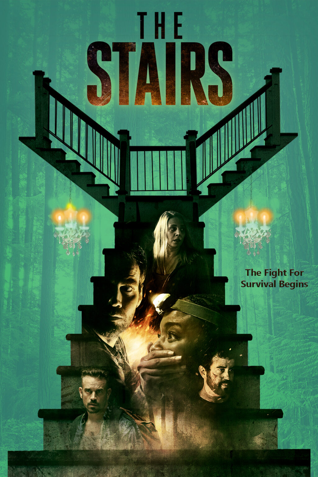 The Stairs 1400x2100 1 1024x1536 - Dread Central to Host Free LA Screening of THE STAIRS with Stars on August 10th!