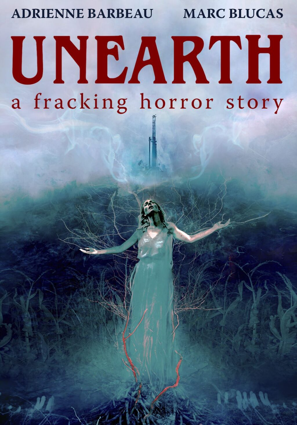 Unearthposter 1024x1465 - Exclusive Interview: Adrienne Barbeau on Eco-Horror UNEARTH and Her Legendary Life