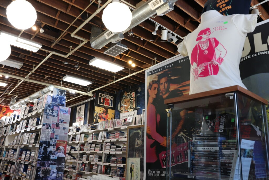 Videotheque store 1024x683 - The 5 Best Mom-and-Pop Video Stores in Los Angeles