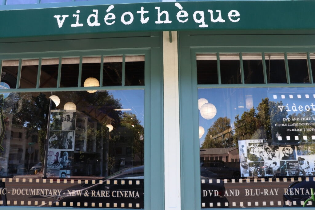 Videotheque storefront 1024x683 - The 5 Best Mom-and-Pop Video Stores in Los Angeles