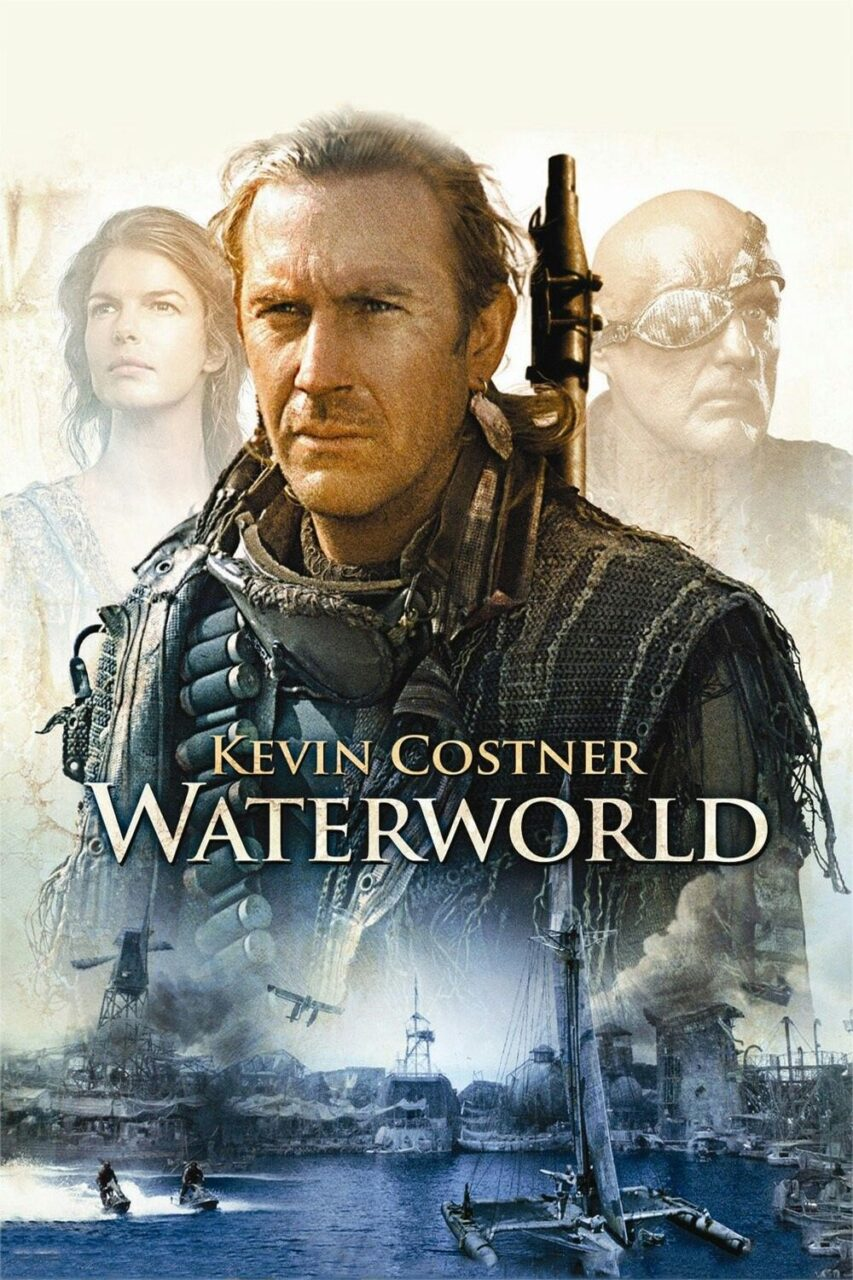 Waterworld poster scaled - WATERWORLD Television Series Secures A Director
