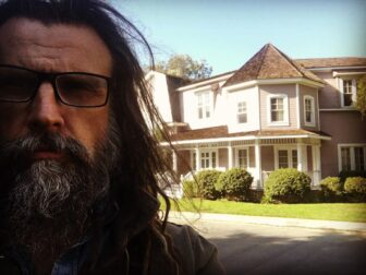 Zombie 336x252 - Rob Zombie Now Teases Herman's Look in Latest Update From THE MUNSTERS