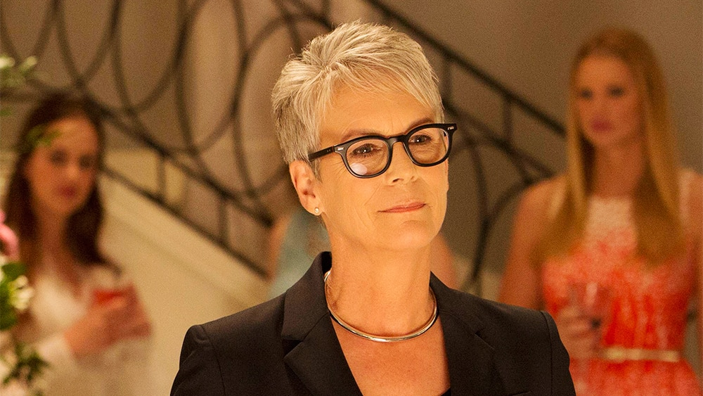 jamie lee curtis scream queens - Jamie Lee Curtis Says She Supports Her Trans Daughter
