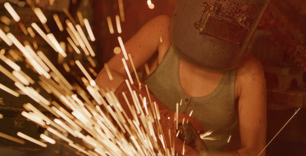 """thewelder1 1024x523 - Exclusive: Poster and """"First Look"""" Images for THE WELDER World Premiering at Popcorn Frights"""