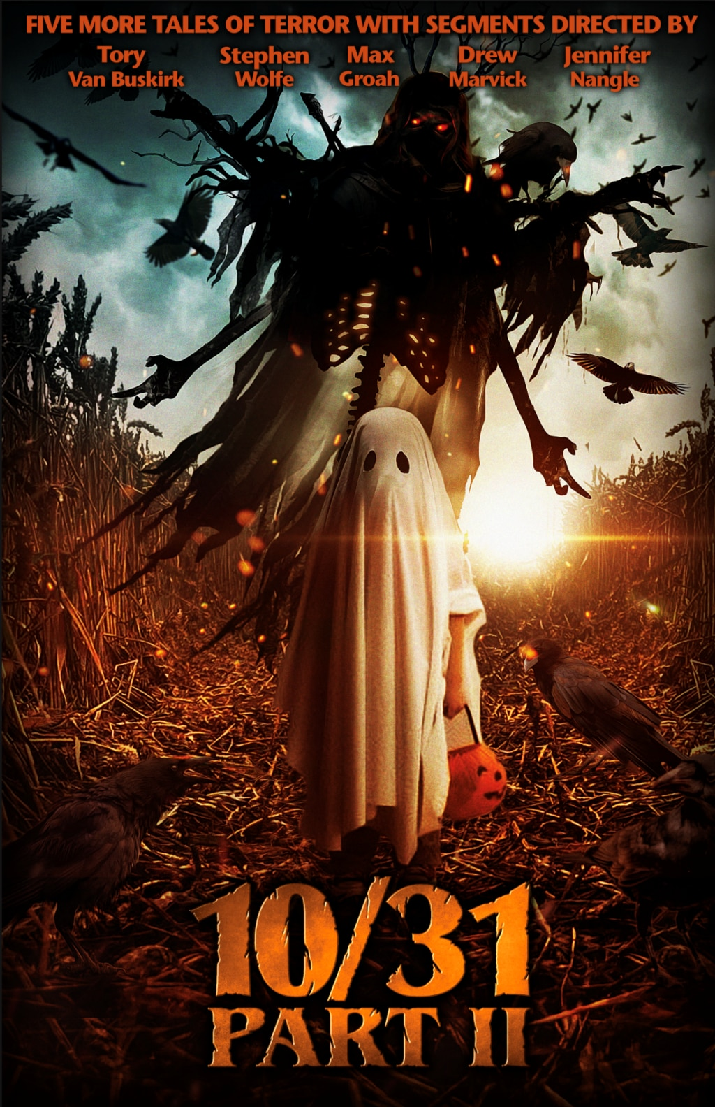 10 31 PART II 1024x1584 - New Trailer and Poster for Halloween Anthology 10/31 PART II