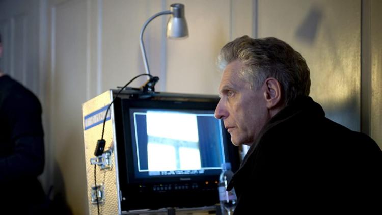 Cronenberg 1 750x422 - David Cronenberg Begins Shooting CRIMES OF THE FUTURE