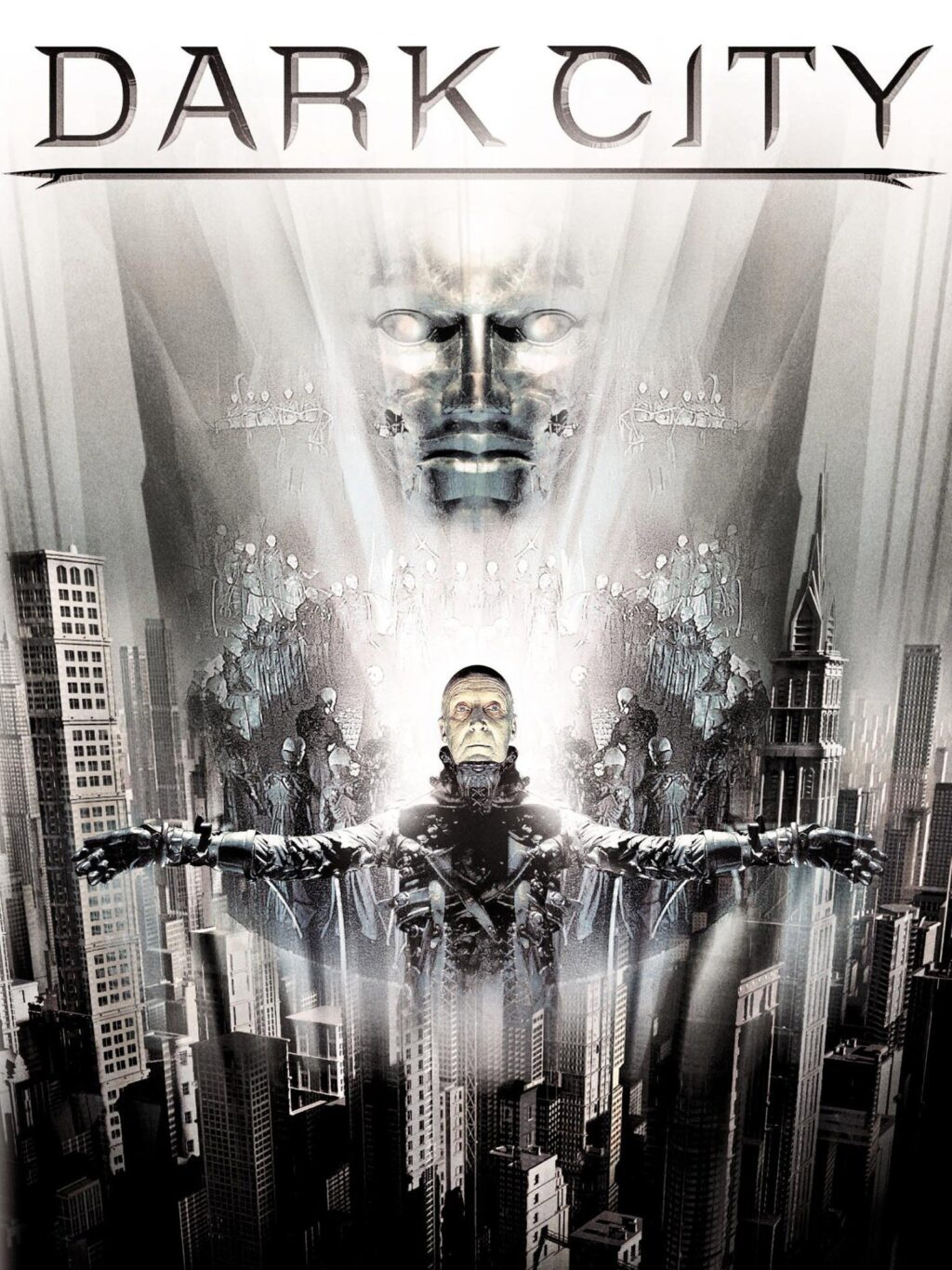 Dark City Poster 1024x1365 - DARK CITY Director Alex Proyas Reveals A TV Series Is Now In The Works