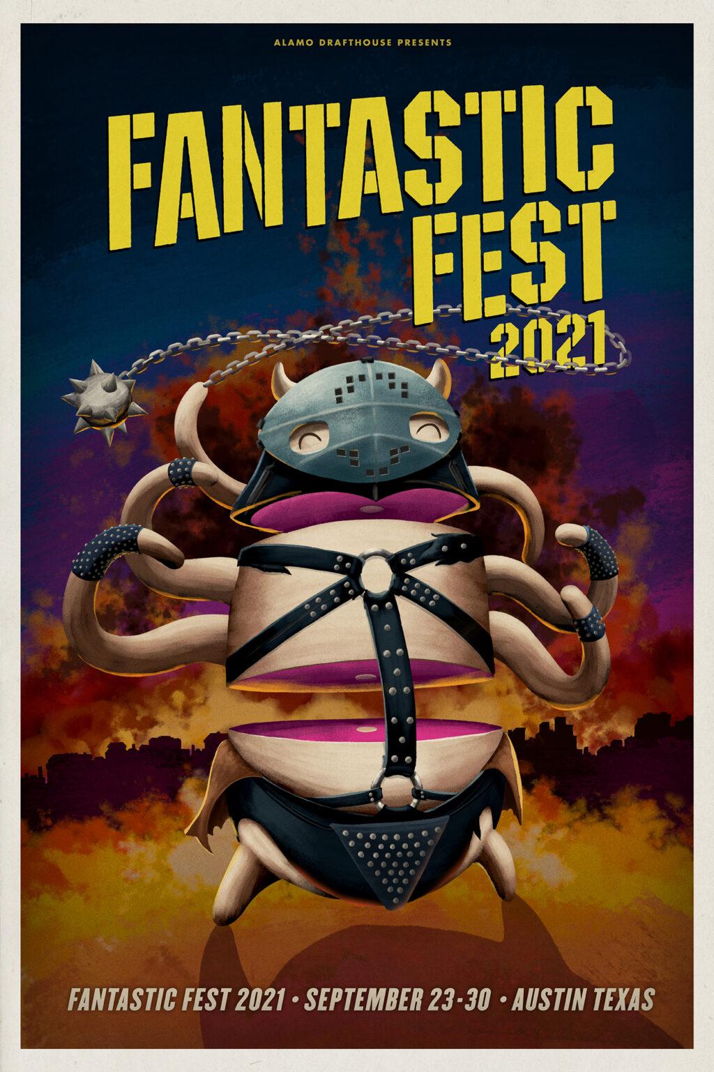 Fantastic Fest 2021 Poster 1024x1537 - Fantastic Fest Now Announces Final Wave of Films, Adds 'The Black Phone' and 'Slumber Party Massacre'