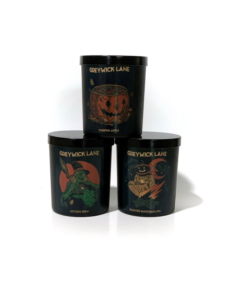 GreywickLane - Horrors of Etsy: 13 Spooky, Small Businesses to Support