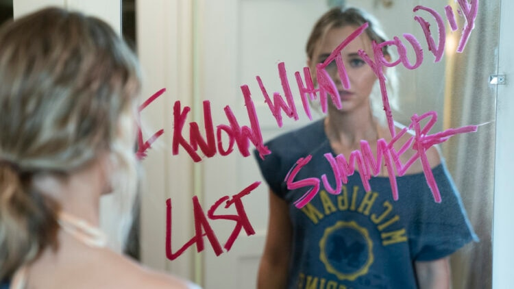 I Know 2 1 750x422 - I KNOW WHAT YOU DID LAST SUMMER Series Shares First Images
