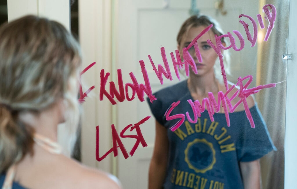 I Know 2 1024x652 - I KNOW WHAT YOU DID LAST SUMMER Series Shares First Images
