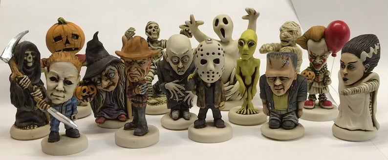NeilEyreDesigns - Horrors of Etsy: 13 Spooky, Small Businesses to Support