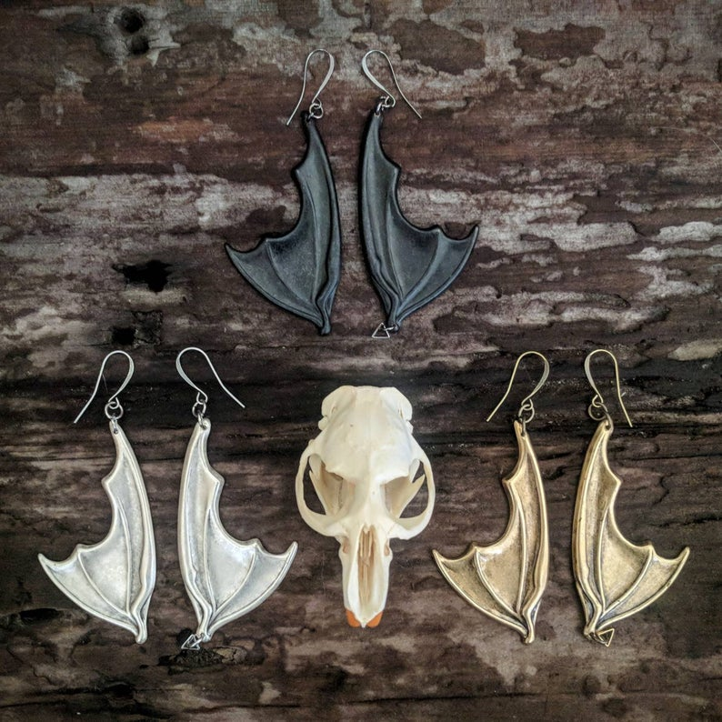 OpentheCellarDoor - Horrors of Etsy: 13 Spooky, Small Businesses to Support