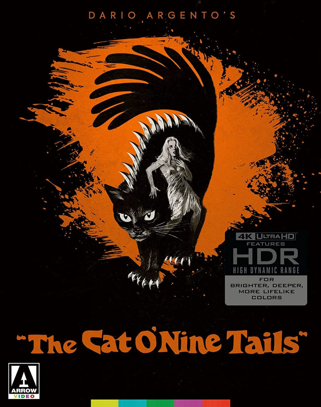 cat o nine tails 4k 1024x1299 - 'The Cat O' Nine Tails' 4K Review: Underrated Argento Gets An Upgrade