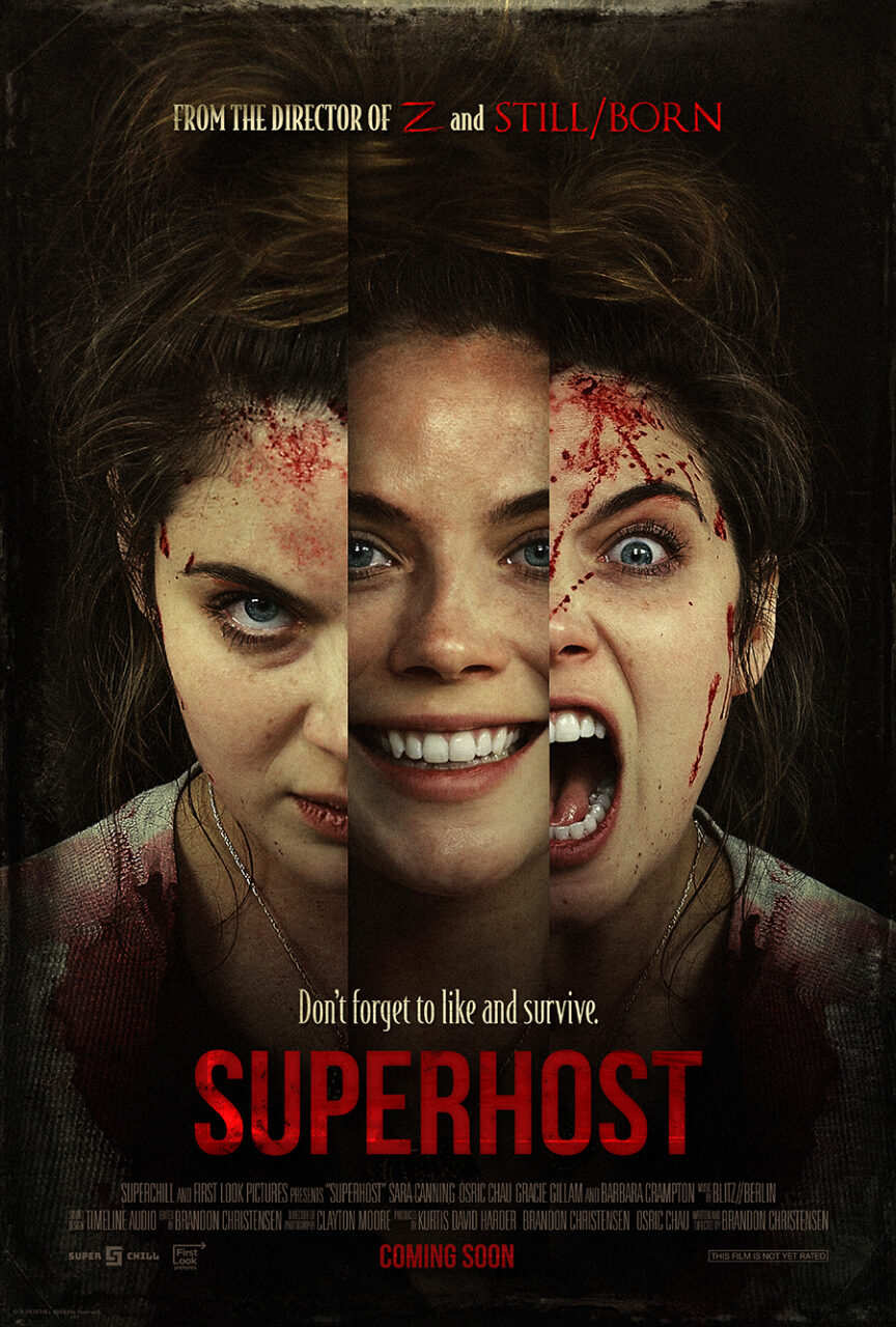 image scaled - 'Superhost' Review: Cheap Thrills, Stellar Gore FX, Less-Than-Super Premise