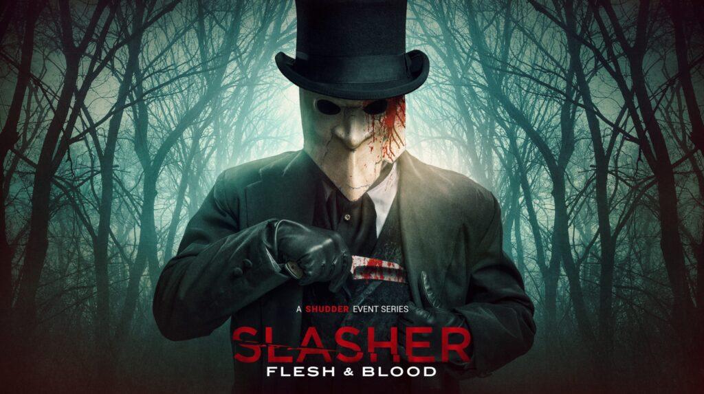 slasher flesh and blood key art 1024x573 - Exclusive Interview: David Cronenberg Talks SLASHER: FLESH AND BLOOD