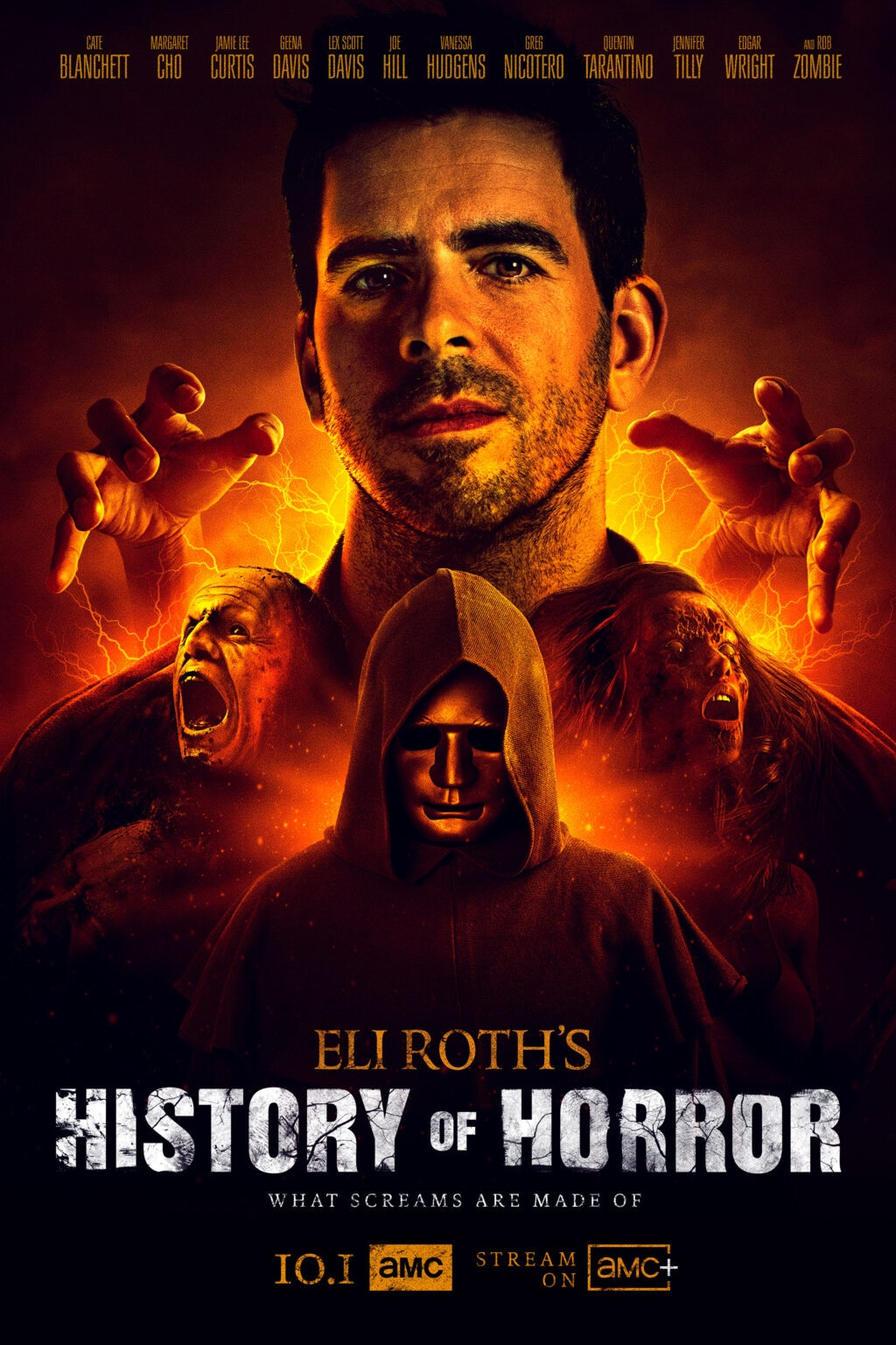 2021 09 10 HOH S3 KeyArt Final 24x362 1024x1536 - 'Eli Roth's History of Horror' Season 3 Explores Sequels, Mad Scientists, and Infections (Trailer)