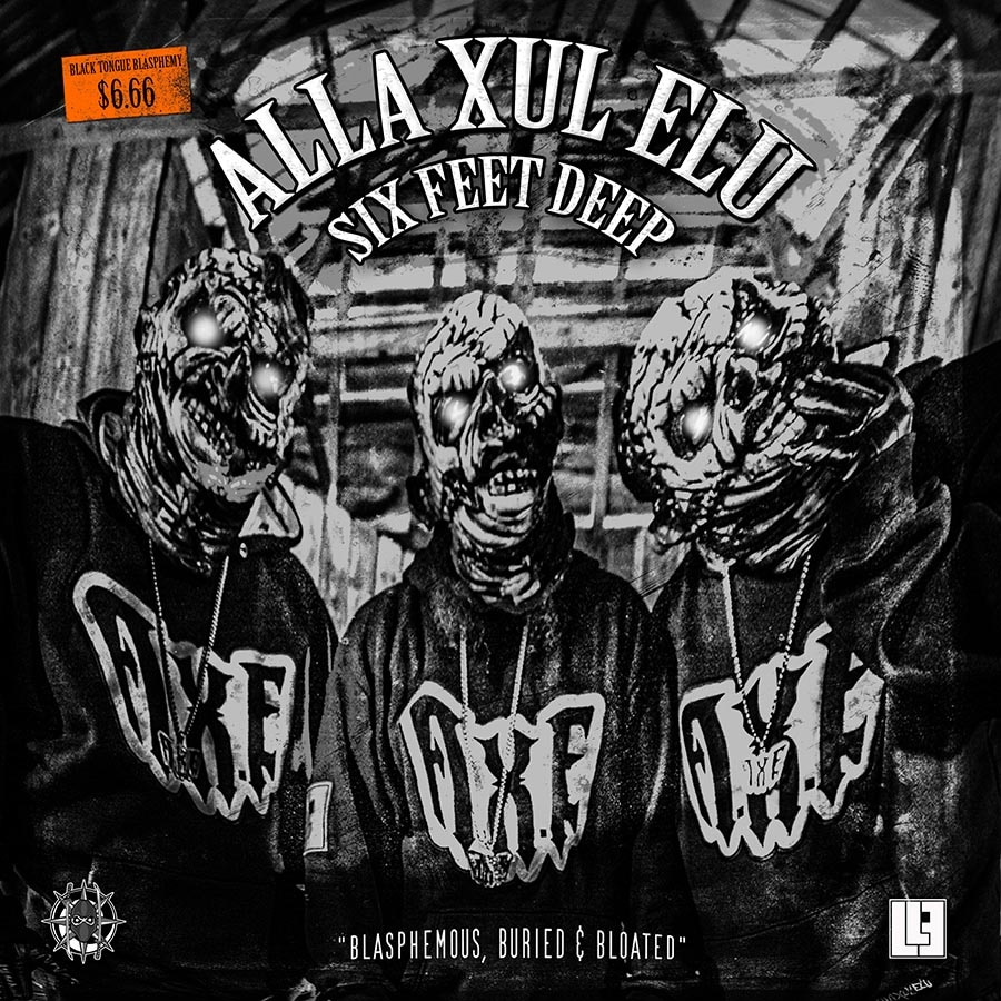 AXE Six Feet Deep - EXCLUSIVE: Diggin' Up The New Alla Xul Elu Video SIX FEET DEEP