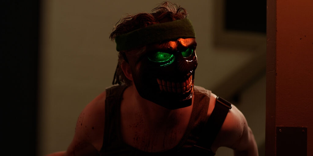 David Howard Thornton as Player 2 1024x512 - Gallery: New Vacation Horror 'Stream' Coming Soon From the Producers of 'Terrifier 2'