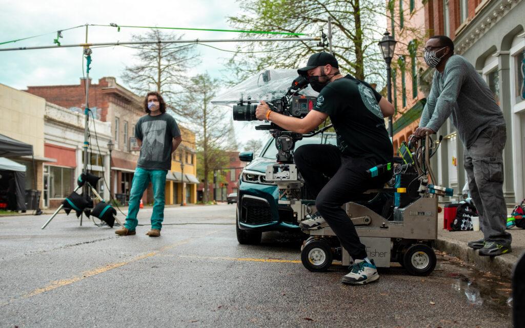 DavidKruta 1024x640 - Exclusive: Cinematographer David Kruta Talks 'Black Friday' and 'The Last Thing Mary Saw'