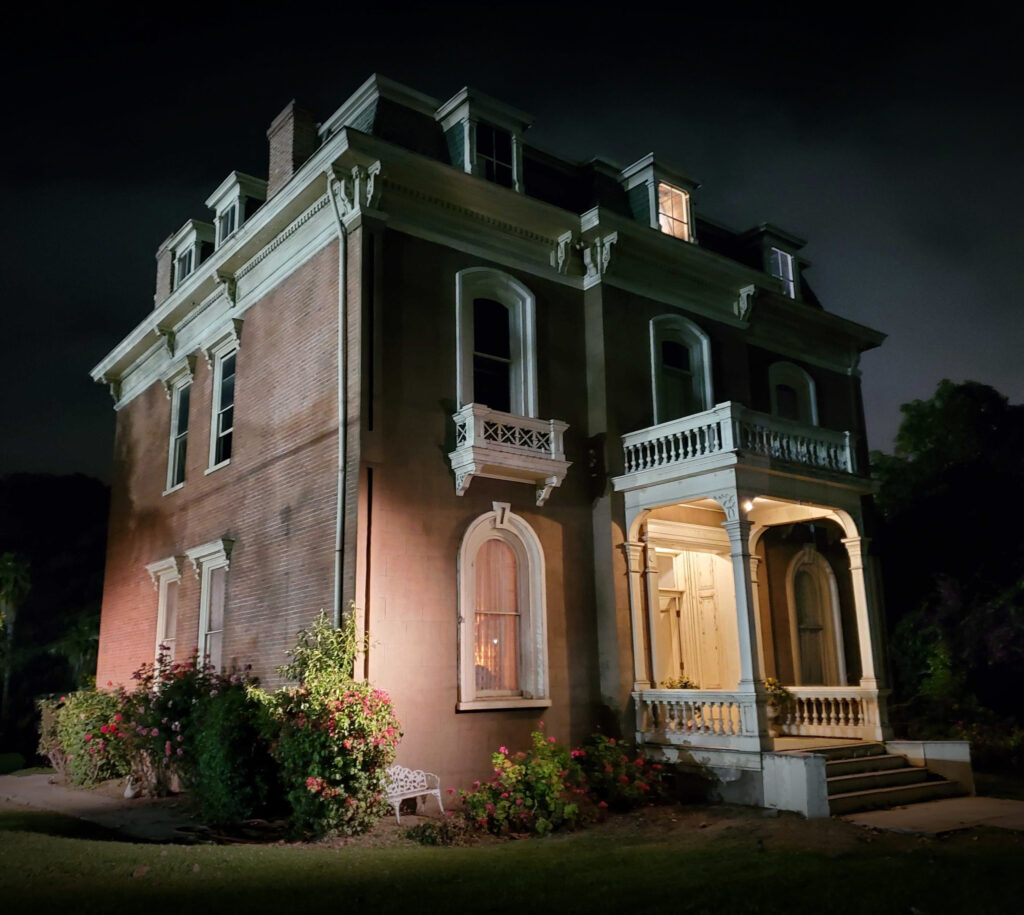 Delusion.Phillips Mansion.20210603 225922 vignette 1024x915 - Los Angeles' Acclaimed Interactive Horror Theatre Attraction Delusion Has Returned!