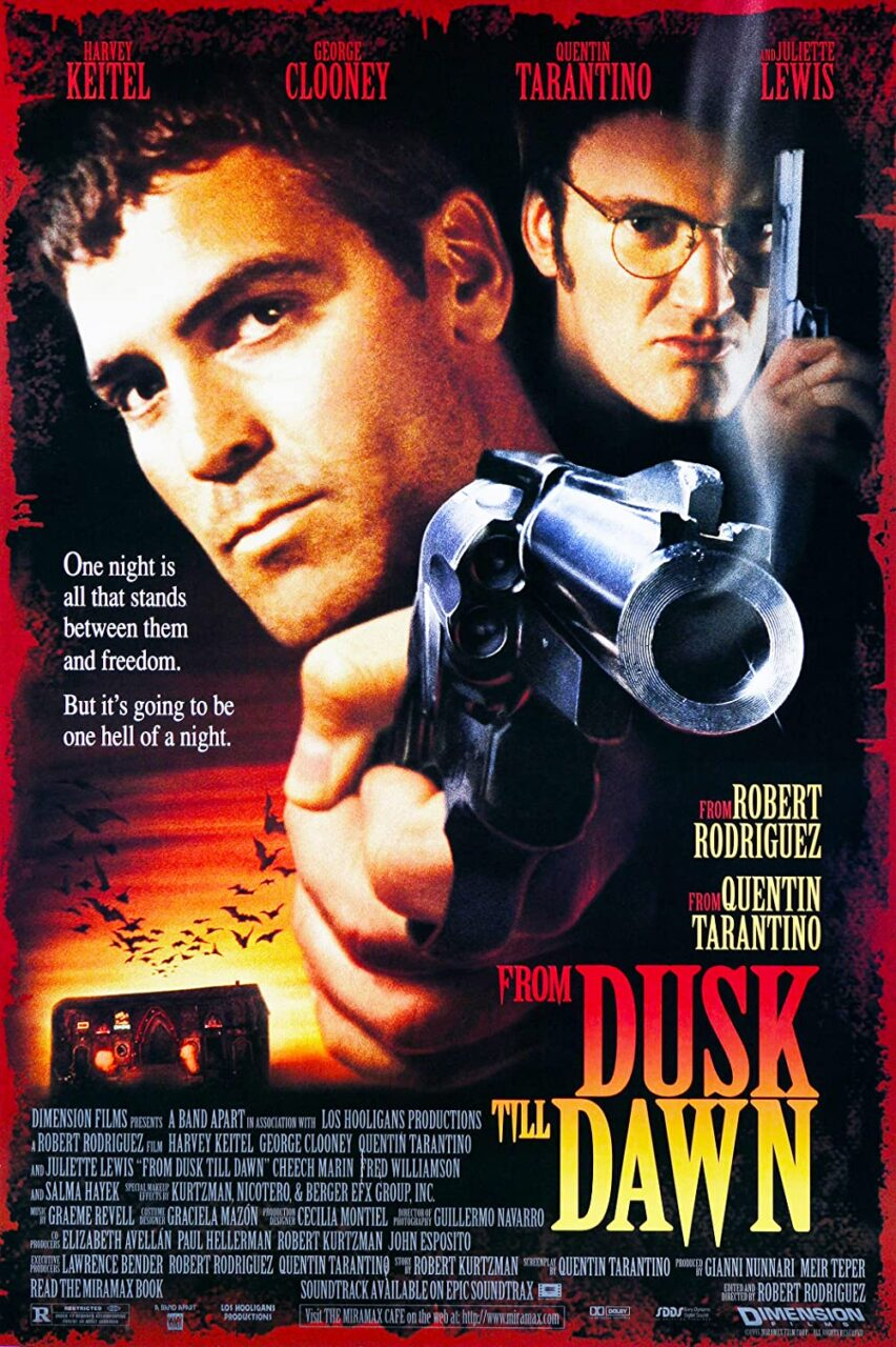 From Dusk Till Dawn scaled - Double That Feature #4: 'From Dusk Till Dawn'